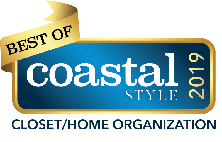 Bestt Of 2019 Coastal Style Closet Home Organization