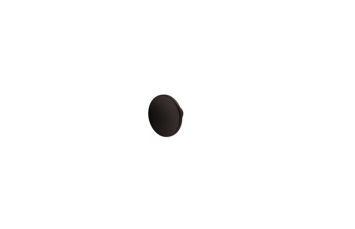 Button Knob Oil Rubbed Bronze